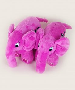 Pink duo elephpant